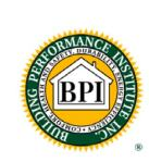 Building Performance Institute Logo